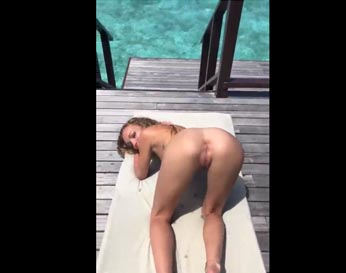 Vacaciones con una divina puta francesa