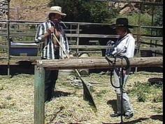 Sexo descontrolado en una granja de vaqueros